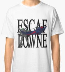 Escaflowne Name Gray Classic T-Shirt
