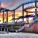 Pacific Amusement Park... by Stephen Burke