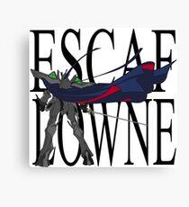 Escaflowne Canvas Print