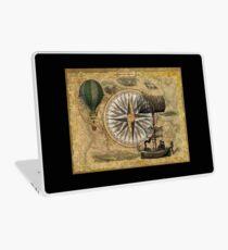 Steampunk Travelers Laptop Skin