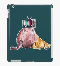 Walrus TV iPad Case/Skin
