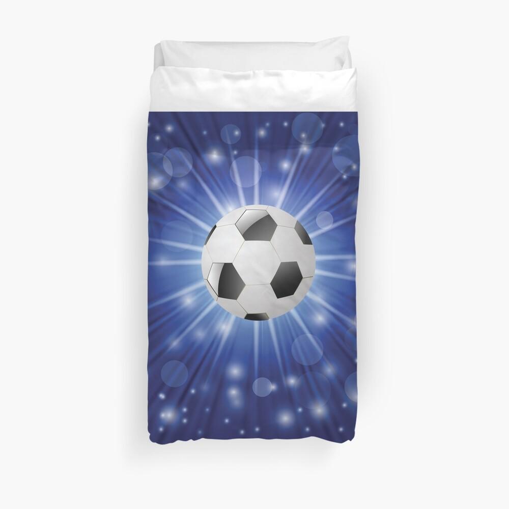 Fußball Bettbezug