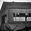 Abounded Factory Detail   Breezy Point, New York by © Sophie W. Smith