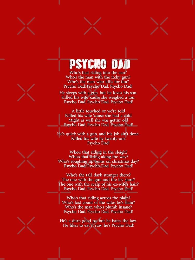 79034061 Psycho Dad Lyrics