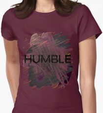 HUMBLE Womens Fitted T-Shirt