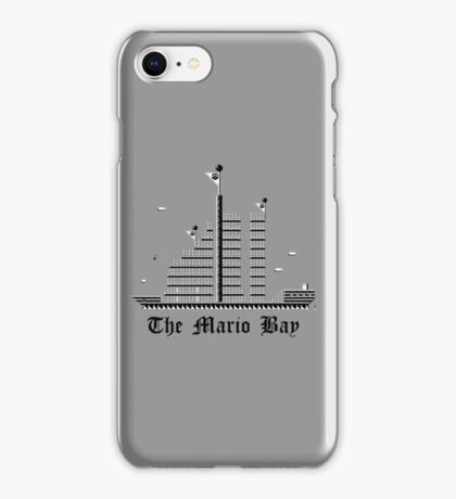 The Mario Bay iPhone Case/Skin