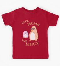Cool Moms Run Linux Kids Clothes