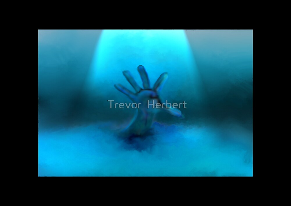 don't go in the water by Trevor  Herbert