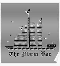 The Mario Bay (Print Version) Poster