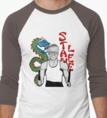 "stan ""the dragon"" lee Men's Baseball ¾ T-Shirt"