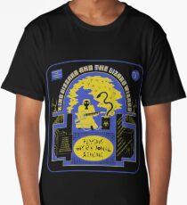 Flying Microtonal Banana Long T-Shirt