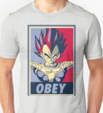 Vegeta - Obey T-Shirt