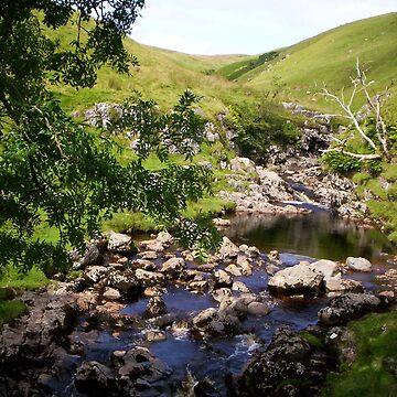 Scottish Glen by Ribbon