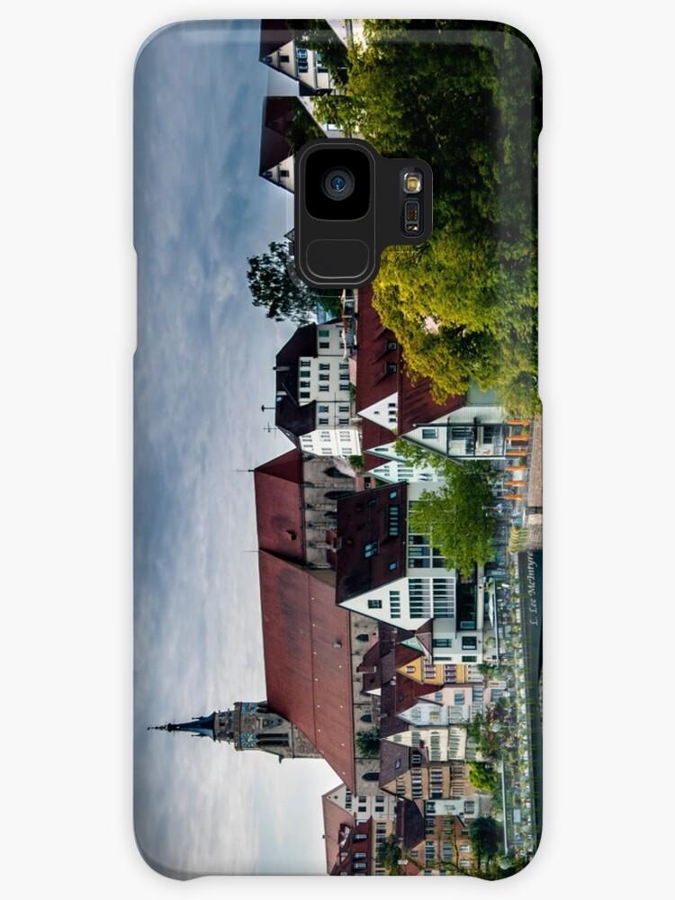 Fairy Tale Town, Tübingen, Germany by L Lee McIntyre