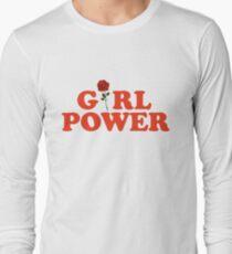 Girl Power Rose Feminism T-Shirt