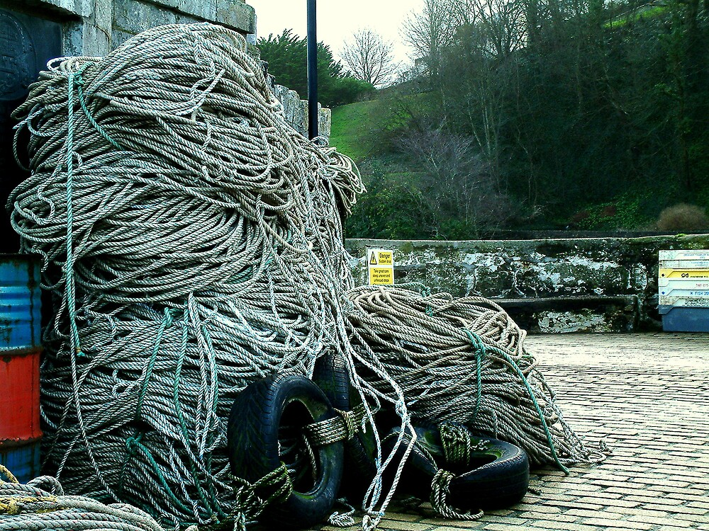 Fishermans Knot  by Pete Gallagher