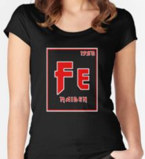 Fe Maiden Women's Fitted Scoop T-Shirt
