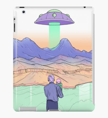 Alien Invasion iPad Case/Skin