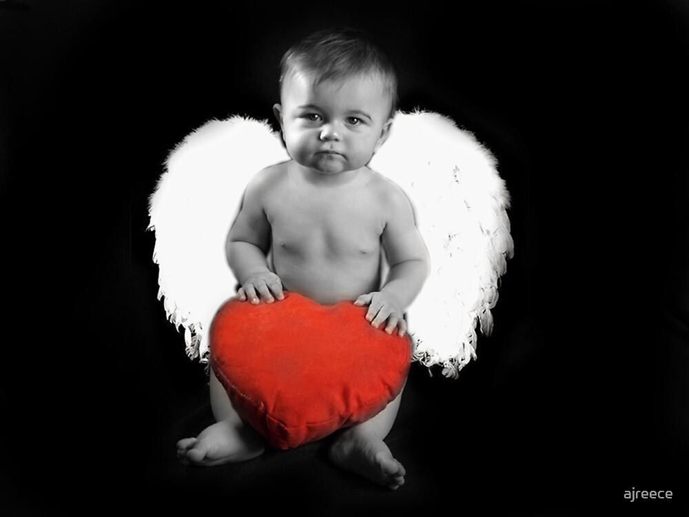 Cupid Takes a Break by ajreece