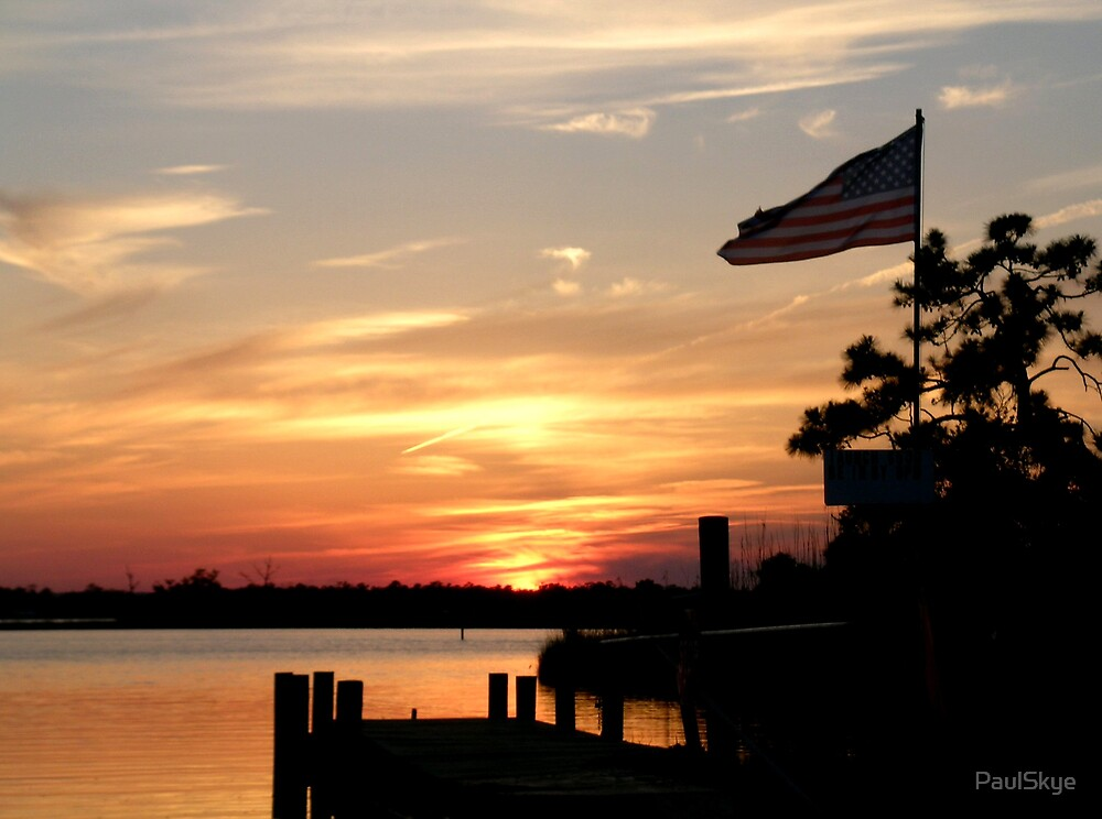 The Alabama Sky by PaulSkye