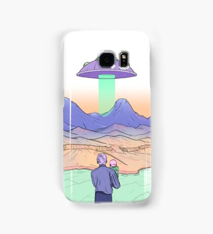 Alien Invasion Samsung Galaxy Case/Skin