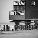 Abounded Beach Hotel   Breezy Point, New York by © Sophie W. Smith