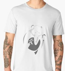 Panda Killer Men's Premium T-Shirt