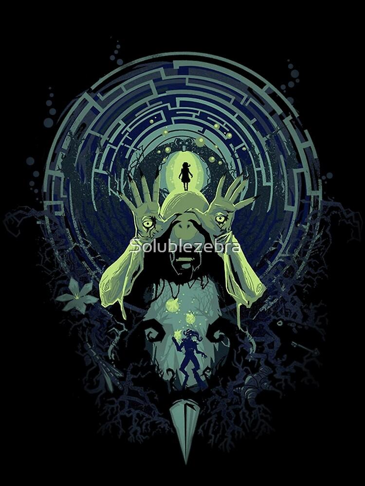 Pan's Labyrinth by Solublezebra