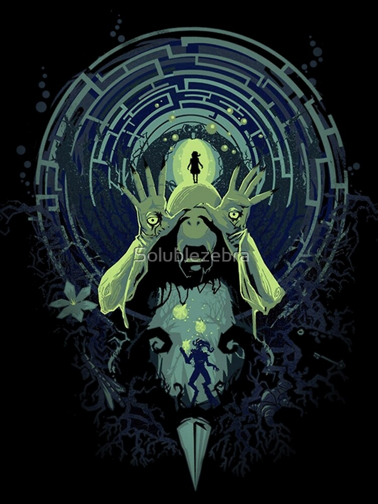 Pan's Labyrinth by Solublezebra