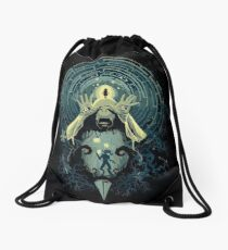 Pan's Labyrinth Drawstring Bag