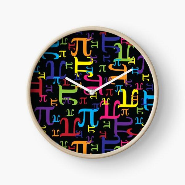 Pieces of Pi Clock