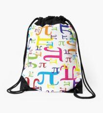 Pieces of Pi Drawstring Bag