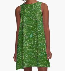 Math Lessons A-Line Dress