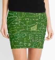 Minifalda Lecciones de Matemáticas