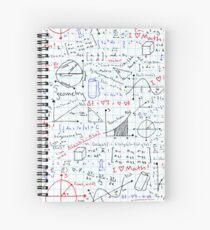 Cuaderno de espiral Tarea de matematicas