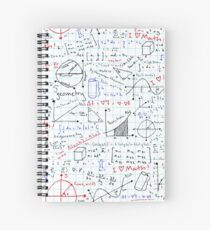 Mathematikhausaufgaben Spiralblock