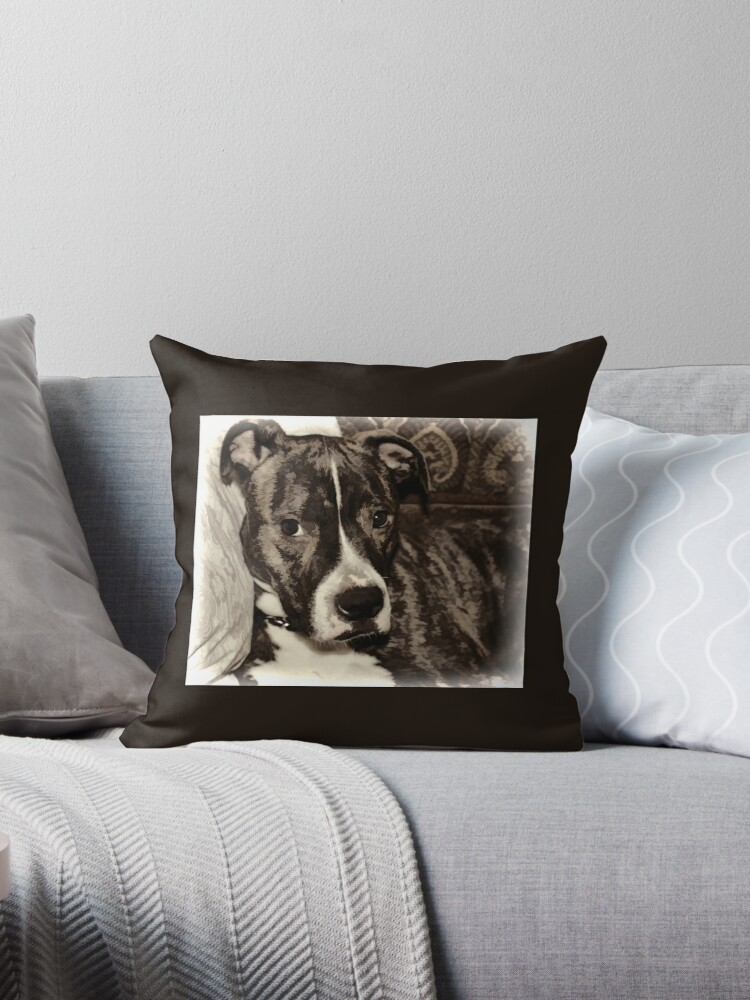 Ace On a Pillow Or Tote by WeeZie