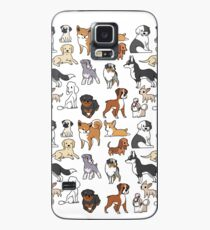 Dogs Case/Skin for Samsung Galaxy