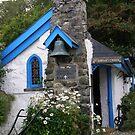 St Gobban's Church, Portbradden,Co Antrim Coast, Ireland  by mikequigley