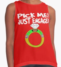 TV Game Show - TPIR (The Price Is...) Just Engaged Contrast Tank