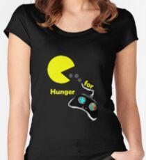 Geek Wear Women's Fitted Scoop T-Shirt