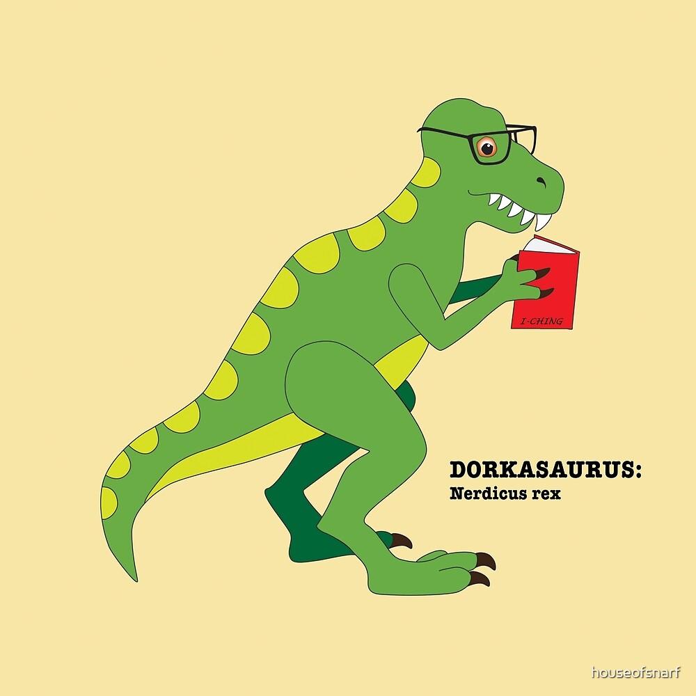 Dorkasaurus by houseofsnarf