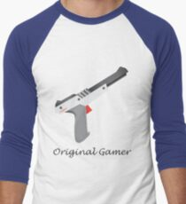 Original Gamer Men's Baseball ¾ T-Shirt