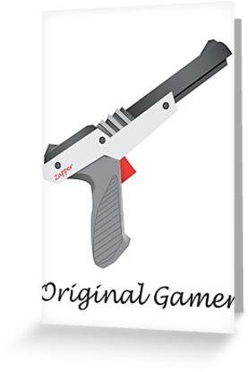 Original Gamer by slugamo