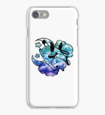 Angel Cow Starry Night Sky iPhone Case/Skin