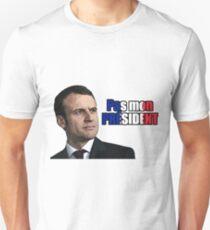 Emmanuel Macron - Pas mon président Unisex T-Shirt