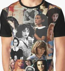 Winona Ryder Graphic T-Shirt