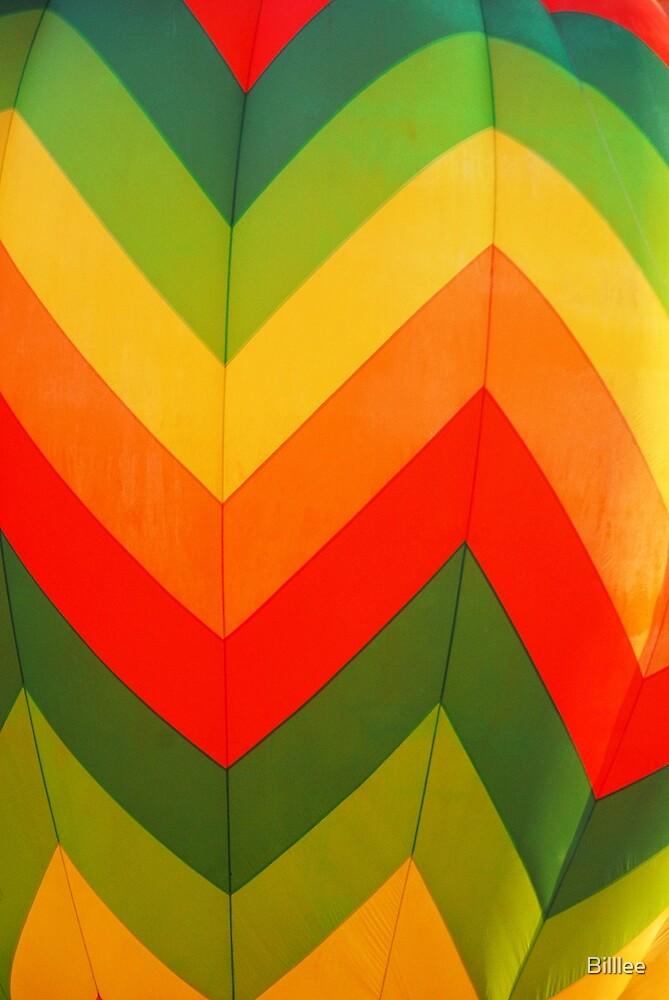 Hot air Balloon, up close ! by Billlee