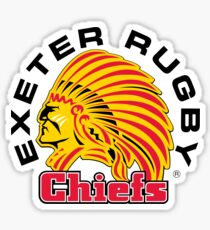 Exeter Rugby Sticker