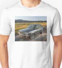 John Tadros' 1972 Mazda RX3 Unisex T-Shirt